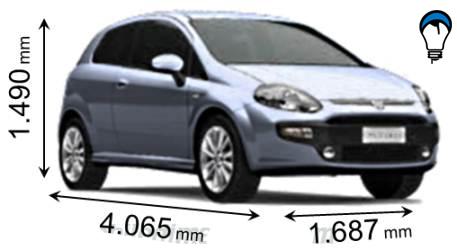 Fiat PUNTO EVO - 2010