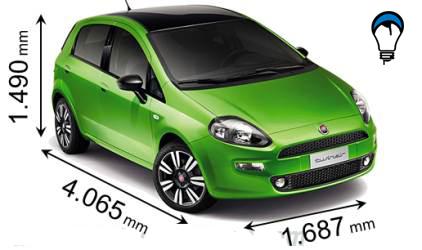 Fiat PUNTO EVO - 2012