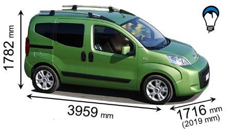 Fiat QUBO - 2012