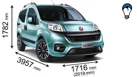 Fiat QUBO - 2016