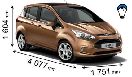 Ford B MAX - 2012