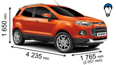 Ford ECOSPORT - 2014