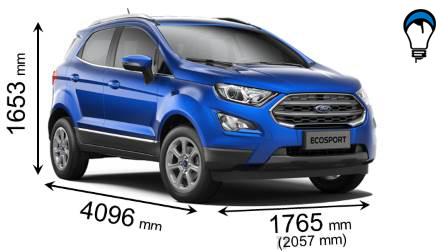 Ford ECOSPORT - 2018