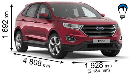 Ford EDGE - 2016