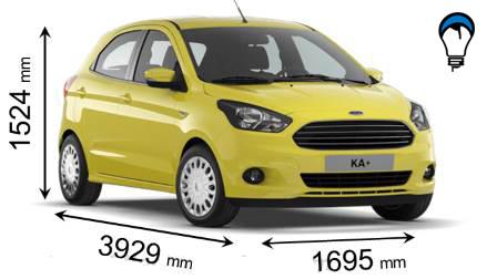 Ford KA PLUS - 2016
