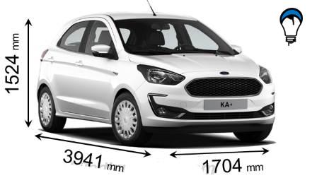 Ford KA PLUS - 2018