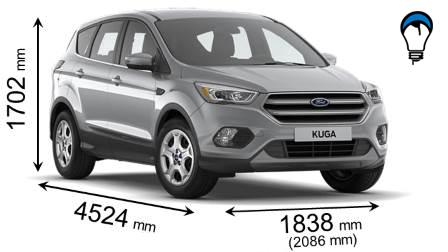 Ford KUGA - 2017