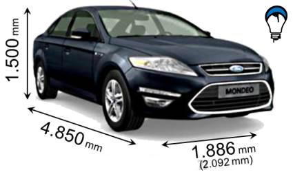 Ford MONDEO SEDAN - 2010