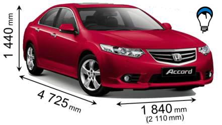 Honda ACCORD - 2012