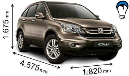 Honda CR V - 2010