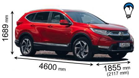 Honda CR V - 2018
