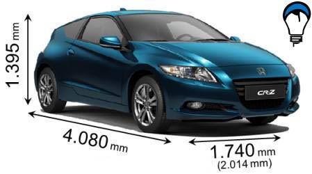 Honda CR Z - 2010
