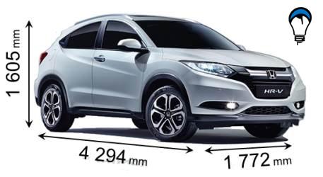 Honda HR V - 2015