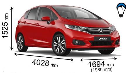 Honda JAZZ - 2018