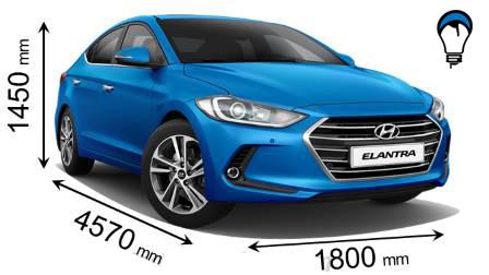 Hyundai ELANTRA - 2016