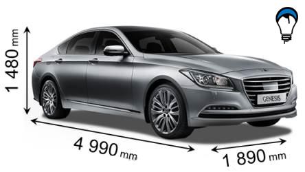 Hyundai GENESIS - 2014