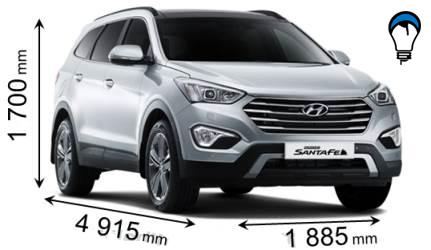 Hyundai GRAND SANTA FE - 2013