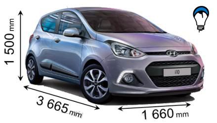 Hyundai I10 - 2014