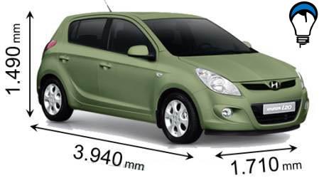 Hyundai I20 - 2009