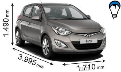 Hyundai I20 - 2012