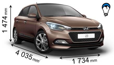 Hyundai I20 - 2015
