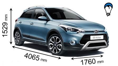 Hyundai I20 ACTIVE - 2016