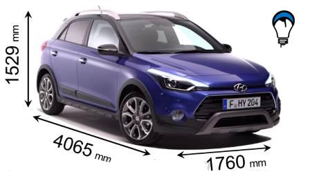 Hyundai I20 ACTIVE - 2018