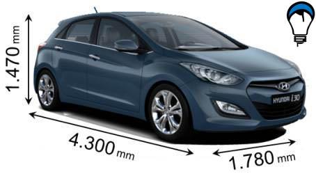 Hyundai I30 - 2012
