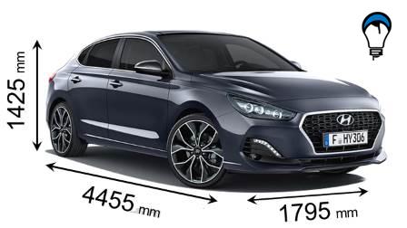 Hyundai I30 FASTBACK - 2018