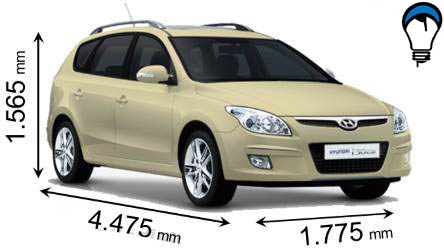 Hyundai I30 SW - 2010