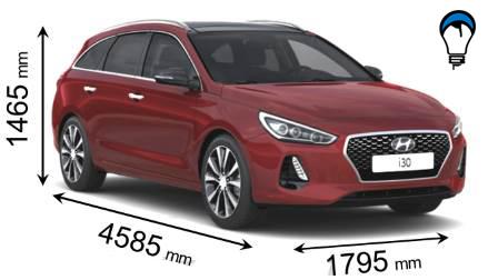 Hyundai I30 SW - 2017