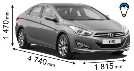 Hyundai I40 - 2011