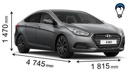 Hyundai I40 - 2015