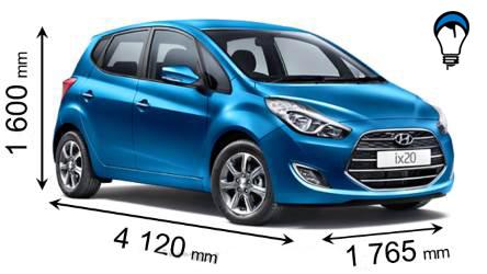 Hyundai IX20 - 2016