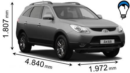 Hyundai IX55 - 2009
