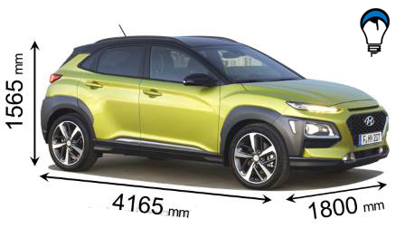 Hyundai KONA - 2018