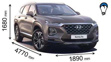 Hyundai SANTA FE - 2018