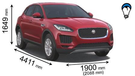 Jaguar E PACE - 2018