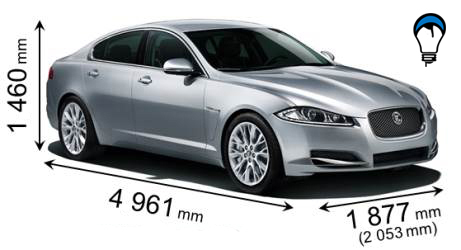 Jaguar XF - 2011