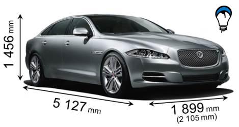 Jaguar XJ - 2010