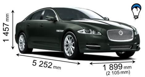 Jaguar XJ LWB - 2010
