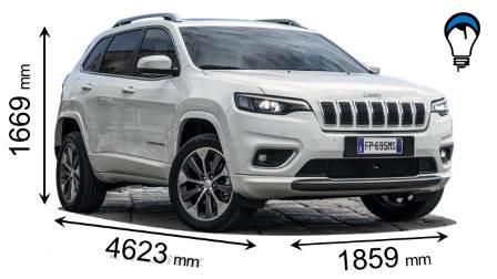 Jeep CHEROKEE - 2018