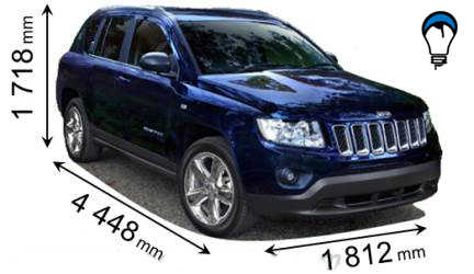 Jeep COMPASS - 2011
