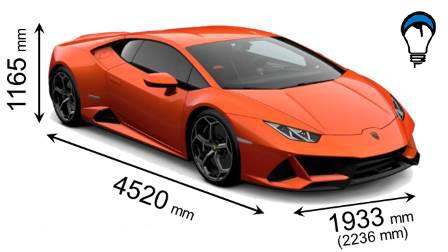 Lamborghini HURACAN EVO - 2019