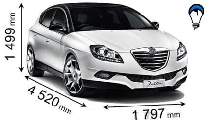 Lancia DELTA - 2011