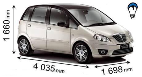 Lancia MUSA - 2008