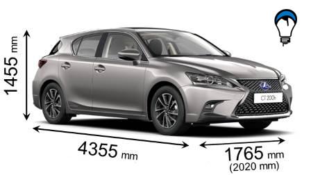 Lexus CT - 2018