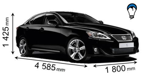 Lexus IS - 2010