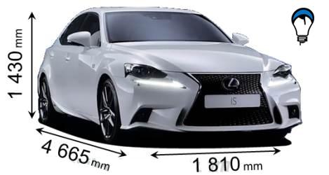 Lexus IS - 2013