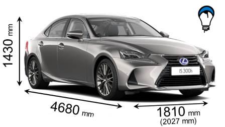 Lexus IS - 2017